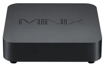 MiniX NEO N42C-4 Mini-PC mit Windows 10 Pro