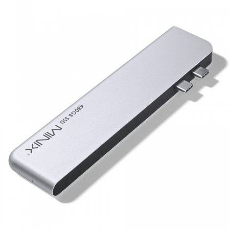MINIX NEO Storage Pro 480GB SSD USB-C Multiport Hub